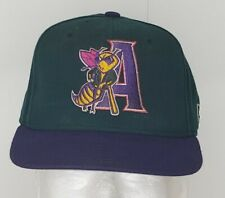 VTG AUGUSTA GREEN JACKETS Minor League Baseball New Era ( 6 7/8 ) Hat Cap Wool