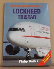 Lockheed Tristar: Modern Civil Aircraft No. 8 Philip Birtles 2nd Ed - NEW PB