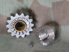 Knucklehead, Panhead, Shovelhead 14 T Starter Gear and Clutch Gear