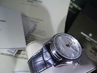 NEW Limited Edition Swiss Men's Automatic Watch Stainless Steel RARE!