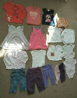 Girls Babys Toddler large bundle Clothes Aged 18-24 Months,  age 1.5-2 Years