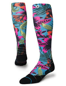 Stance Tropical Breeze Snow Socks in Pink