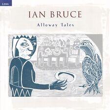 Ian Bruce 'Alloway Tales' CD (1999) Linn Records Scots Folk
