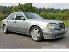 Mercedes Benz E500 W124 LHD 1994 V8 CLASSIC CAR VERY RARE