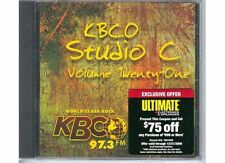 KBCO Live in Studio C Volume 21 Sealed Fray Marley Gray Lamontagne Franti