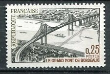 STAMP / TIMBRE FRANCE NEUF LUXE ** N° 1524 ** LE GRAND PONT DE BORDEAUX