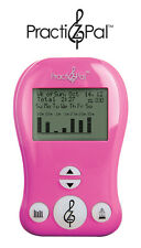 PRACTIZPAL RASPBERRY PINK Electronic Practicing Timer & Metronome practice pal