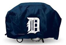NIP Detroit Tigers BBq Barbecue 68 Heavy Duty MLB Grill Cover BCB4303 Blue Vinyl