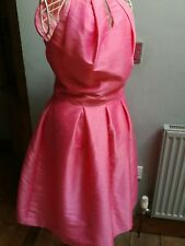 Party Dress size 6 (Colour Papaya) by Alfred Sung