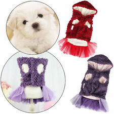 Unbranded 100% Cotton Hoodies for Dogs