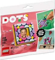 LEGO Dots Mini Frame #30556 Polybag - Customizable Frame New In Sealed Packaging