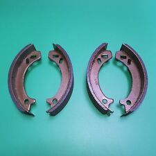 4 Set Front brake SHOES 824573 cushman HAULSTER truckster