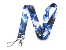 New ! How To Train Your Dragon movie blue lanyard Keychain