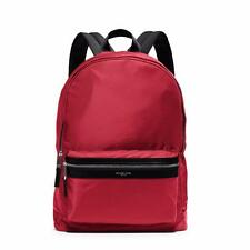 Michael kors Mens Kent nylon backpack limited Edt. Red blue black camouflage NWT