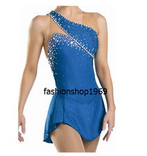 Ice Figure Skating Dress Rg Twirling Outfit Dance Competition Made To Fit xx52