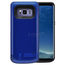 Extended Backup Battery Power Bank Charger Protection Case for Samsung Galaxy S8