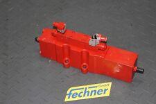 Bucher Hydraulik Steuerblock Hydraulik Block 301RC005907 50526945 27201803 NEU
