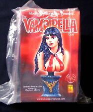 Vampirella Bust Statue New Moore Creations Sealed Amricons
