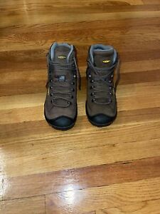 Keen Dry Durand Waterproof Hiking Work Boots 1020220 Leather Men's US 8UK 7