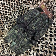 New Empire Battle Tested Bandolier 6+1 Paintball Pod Pack Harness -Woodland Digi