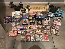 Computadora Commodore 64 C64 (repuestos), 50+ Games Inc. algunos raros,