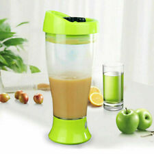 400ml Automatic Self Stirring Mug Coffee Cup Mixer Tea Home Insulated Green
