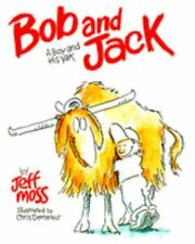 Bob and Jack: A Boy and His Yak Moss, Jeff Hardcover