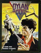 DYLAN DOG. AUBE DES MORTS-VIVANTS. MORGANA. HISTOIRE DE PERSONNE. GLENAT 1993