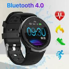 HUAWEI iPhone Bluetooth Smartwatch Sport Armband Blutdruck Pulsuhr Tracker IP67