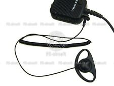 Speaker Hand Mic Earphone B for Thales OTTO Radio(Motorola,Mbitr,PRC-148,Harris)