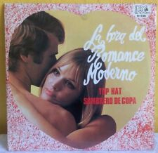 TOP HAT LA HORA DE ROMANCE MODERNO MEXICAN LP STILL SEALED BOLERO