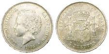 ALFONSO XIII. 5 PESETAS. 1893 *93. PGV