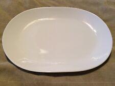 2 Steelite Rene Ozorio Aura Oval  Porcelain Designer Serving Plates Dish Platter