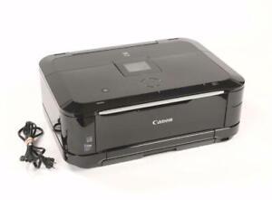 Canon PIXMA MG5320 All-In-One Inkjet Printer