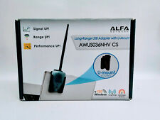 Alfa Network Long-Range USB Adapter AWUS036NHV CS