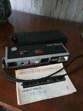 Minolta Autopak 110 Film Camera450E
