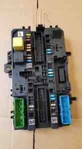 VAUXHALL ASTRA VXR FUSE BOX MK5 H 2007 Z20LEH SPARES OR REPAIR