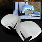 For 2002-2008 Dodge Ram 1500 2500 3500 Chrome ABS Plastic Side Mirror Cover Cap