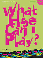 What Else Can I Play? Grade 4 FLUTE Solo Learn to Play FABER Music BOOK