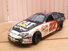"""NASCAR DODGE """"nascar"""" N°22 """"Caterpilar"""" Ward Burton  échelle 1/24ème"""