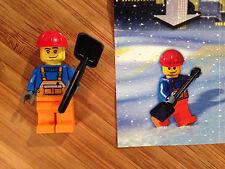 Lego City Town Set 7904-2 Advent Calendar Construction Worker (2006).