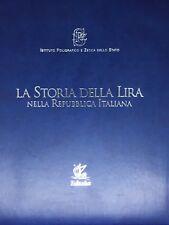 Cofanetto collezione storia della lira dal 1946-1977 argento