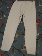 "Polartec Mens Fleece Thermal Bottoms Drawers Pants Outdoor 35"" Waist 32"" Inseam"