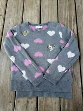 Girls Sweater Size 10/12 Sequins