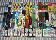 The Amazing Spider-Man Lot of 15 Comic Books between #364 to #377 from 1992 up