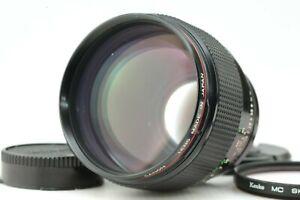 【EXCELLENT+++++】 Canon New FD 85mm F/1.2 L NFD MF Portrait Prime Lens From JAPAN