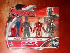 "AVENGERS: AGE OF ULTRON (4"")( TARGET ONLY )MARVEL MOVIE ACTION FIG.S'S3-PACKWEAR"