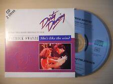 BO DIRTY DANCING : SHE'S LIKE THE WIND [ CD SINGLE PROMO ]