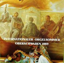 Int. Orgelsommer Oberschwaben 1989 - 2 LP`s - Südwestfunk Landesstudio Tübingen