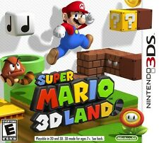 Super Mario 3D Land - Nintendo 3DS Game Only